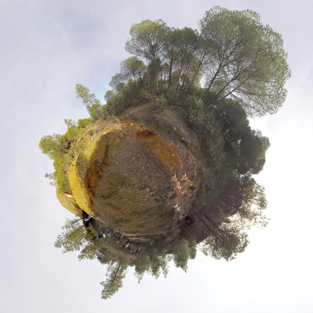 Nacimiento del Río tinto 360